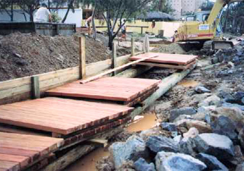 Deckwood Australia S Proven Experience In Commercial Timber
